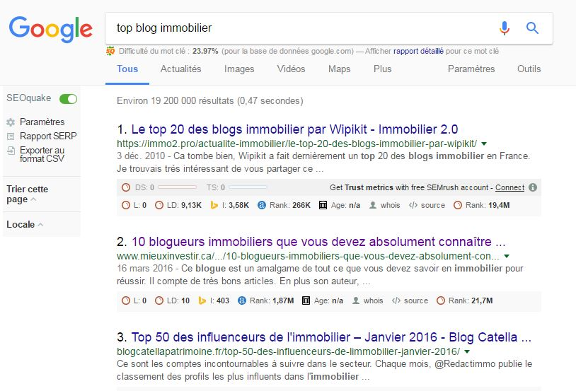 4 Top blog immobilier
