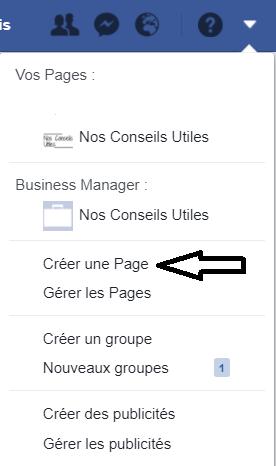 créer-une-page-facebook